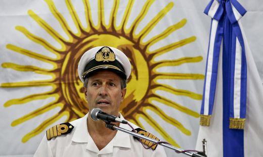 Argentinische Marine stellt Suche nach U-Boot-Besatzung ein