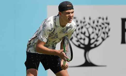 15th June 2019 Queens Club London England Fever Tree Championships Queens Club Qualifying round