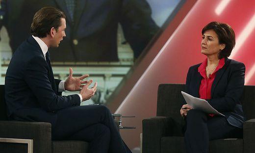 Österreichischer Kanzler Kurz verteidigt Koalition mit FPÖ