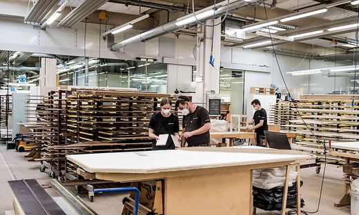 Sinnex Innenausbau GmbH in Griffen