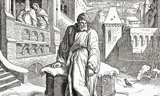 Als Gang nach Canossa bezeichnet man den Bitt- und Bußgang des römisch-deutschen Königs Heinrich IV.  zu Papst Gregor VII. zur Burg Canossa