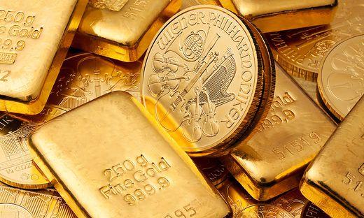 Mit dem Goldpreis geht es nach oben