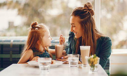 Zeit deiner Mama einmal Danke zu sagen: Über ein köstliches Frühstück freut sie sich bestimmt.