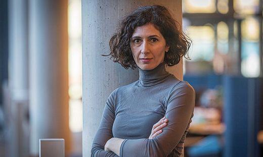 Die Schrifstellerin Nava Ebrahimi lebt seit acht Jahren in Graz