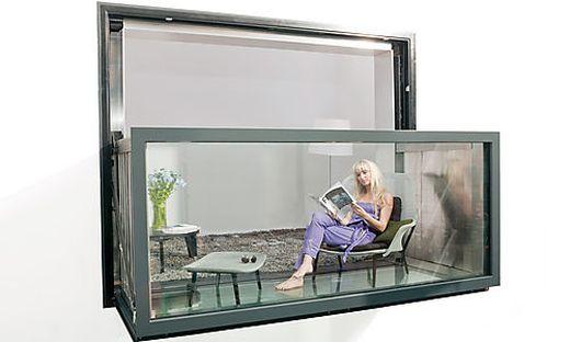 klapp konzepte balkon und sauna zum ausklappen. Black Bedroom Furniture Sets. Home Design Ideas