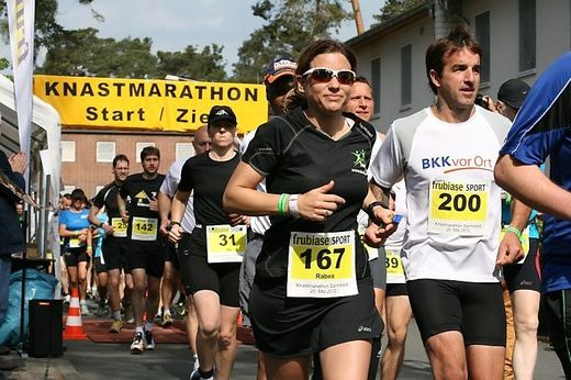 Der Knastmarathon in Darmstadt