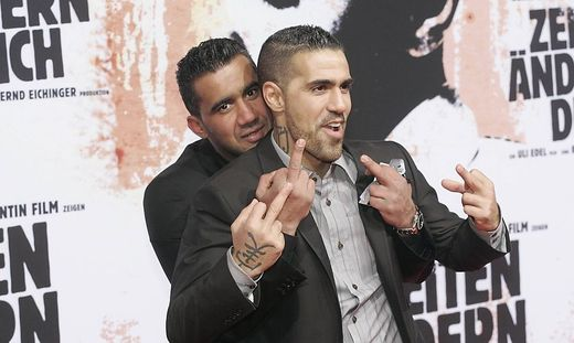 Arafat Abou-Chaker und Bushido