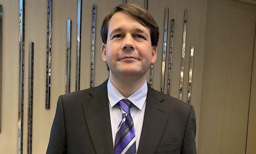 Bioinformatiker Sebastian Maurer-Stroh