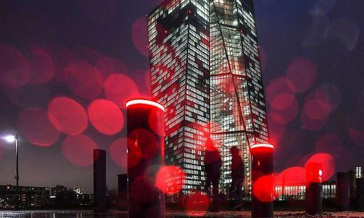 EZB berät über Mini-Schritte auf dem Weg zur Zinswende