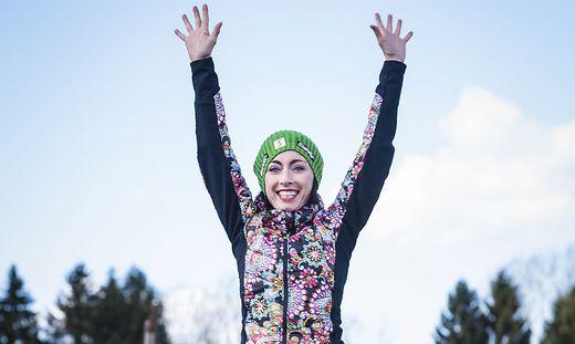 Manuela Macedonia sporterlt selbst jeden Tag