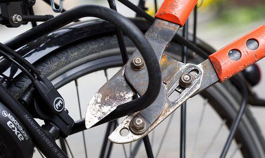 In Kapfenberg konnte ein Fahrraddiebstahl gerade noch verhindert werden