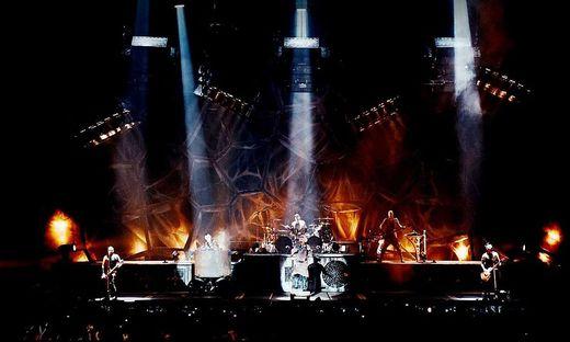 Das Konzert in Klagenfurt hätte der Auftakt zur Europa-Tournee von Rammstein sein sollen