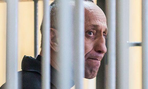 Russland - Gericht: Serienmörder in Russland tötete fast 80 Frauen