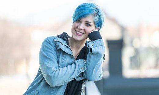 """Die gebürtige Deutschlandsbergerin Pænda alias Gabriela Horn vertrat Österreich heuer mit ihrem Song """"Limits"""" beim Song Contest"""