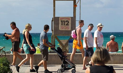 Krisenstimmung in vielen Tourismusregionen