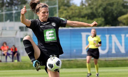 Sophie Maierhofer kehrte nach sechs Jahren im Ausland nach Graz zurück