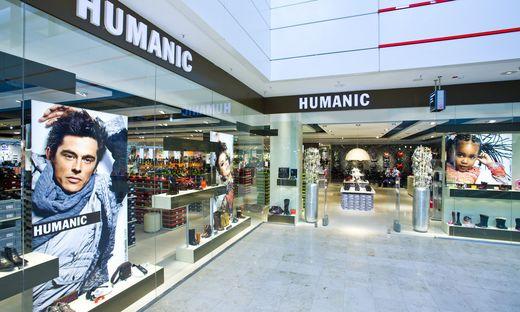 Großteil der österreichweit 116 Humanic- und Shoe4You-Filialen hat noch geschlossen