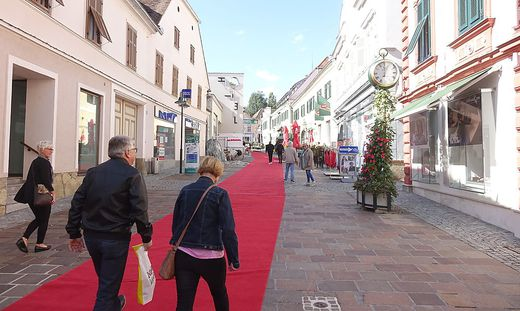Fußgängerzone Hartberg