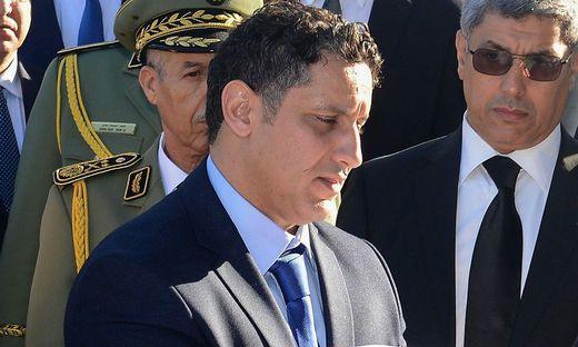der neue algerische Präsident Abdelmadjid Tebboune