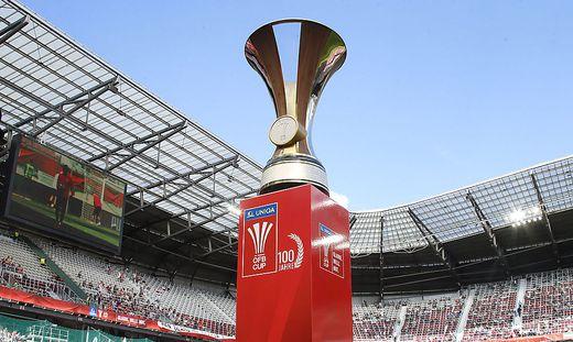 Interessante Paarungen im Viertelfinale des ÖFB Cups