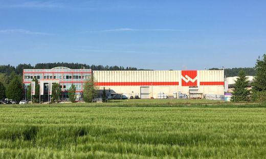 Wollsdorf Leder hat seinen Sitz in Gleisdorf