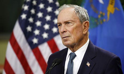 Tritt doch an: Michael Bloomberg