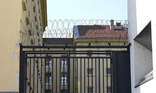 THEMENBILD: JUSTIZANSTALT STEIN / STRAFVOLLZUG / MASSNAHMENVOLLZUG