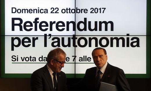 Italien: Zwei Regionen fordern mehr Autonomie