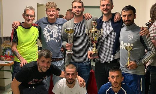 """Das zehnte Turnier der Streaking Monkeys ging an die """"Andreas Hofer Freiheitskämpfer"""""""