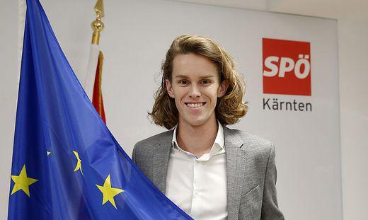 EU-Wahl: Kaerntner SPOe-Team fuer Europa