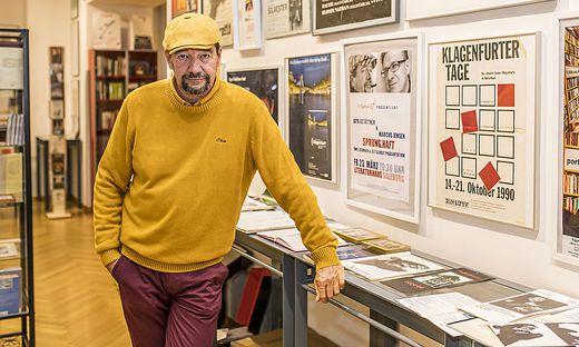 EGYD Gstaettner Ausstellung Musilmuseum Klagenfurt November 2019