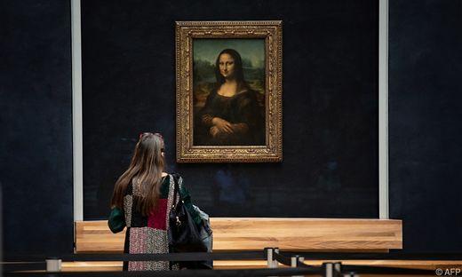 """80 Euro für einen Blick auf die """"Mona Lisa"""""""