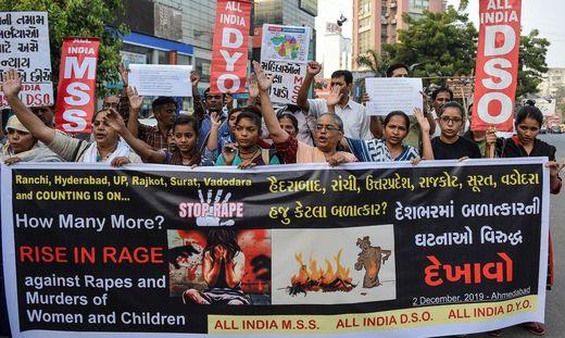 INDIA-SOCIETY-CRIME-RAPE