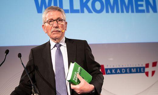 Sarrazin wegen Auftritt bei FPÖ aus SPD ausgeschlossen