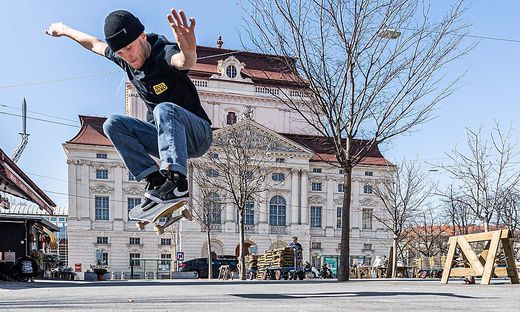 Hat ein Jurist die Skater mit seiner Anzeige ausgetrickst?