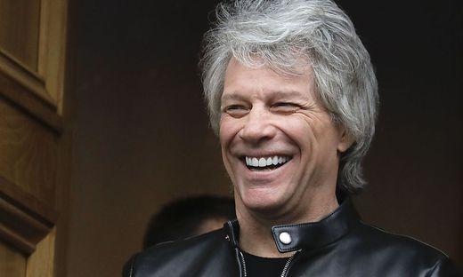 Jon Bon Jovi bringt im Mai sein neues Album heraus
