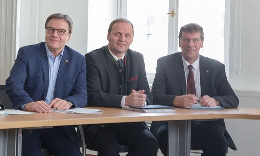 AUT, Regierungsbildung in Tirol 2018