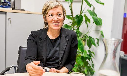 Gisela Kollmann ist seit 2015 als so genannte  Interim-Managerin tätig