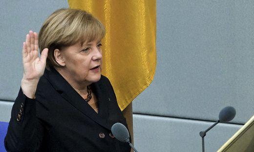 Bundespräsident Steinmeier ernennt Merkel zur Kanzlerin