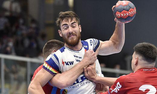 Boris Zivkovic und Co. jubeln über den Meistertitel