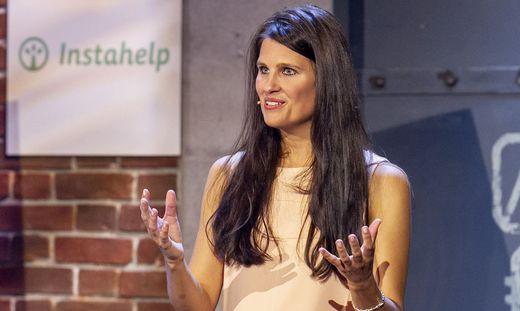 Bernadette Frech (CEO, Instahelp)