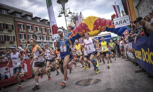 Der Red Bull Dolomitenmann