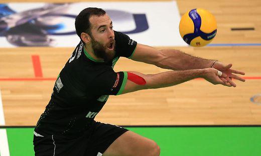 Tiago Pereira spielt für den UVC Graz