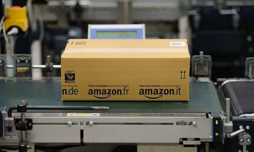 Amazon beherrscht den Markt für Online-Handel