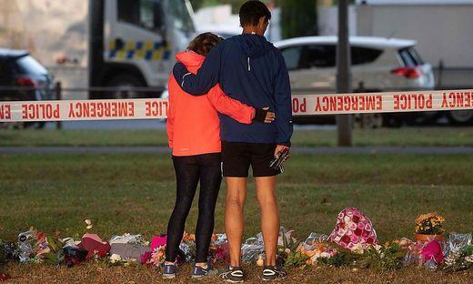 Weiter Fassungslosigkeit und Trauer in Neuseeland