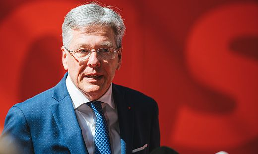 Landeshauptmann Peter Kaiser ist Parteichef-Stellvertreter der Bundes-SPÖ