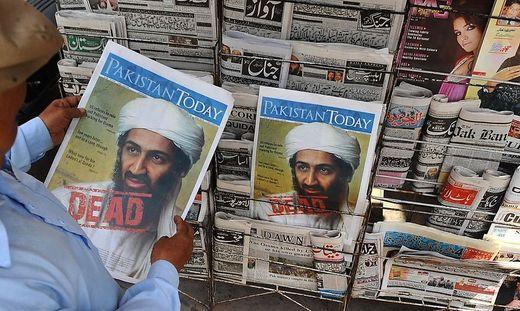 10. Todestag Bin Ladens