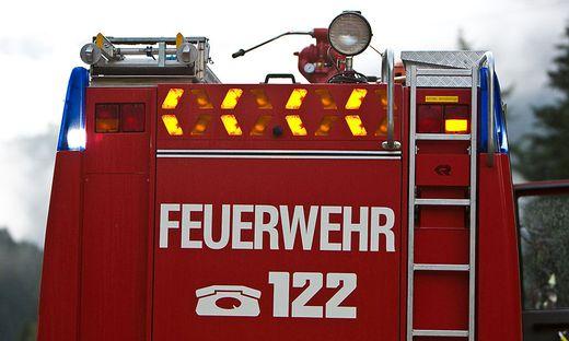 Die Feuerwehr Miesenbach konnte den Brand löschen
