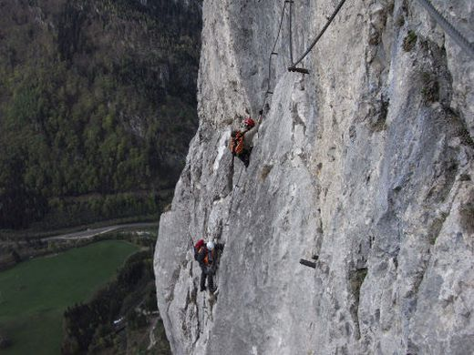 Franz Josef Klettersteig : Kaiser franz josef klettersteig read more abou flickr