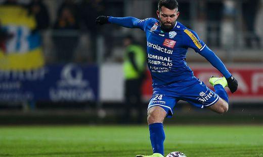 Dario Tadic traf zum 1:0